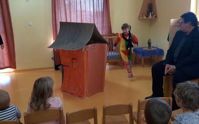 Obisk župana Občine Tišina v vrtcu